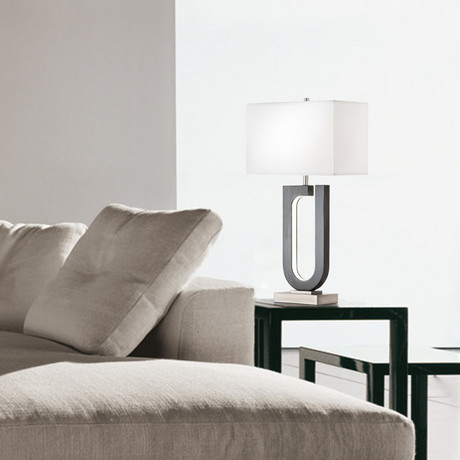 Horseshoe // Table L& & Nova Lamps - Innovative Contemporary Lighting - Touch of Modern