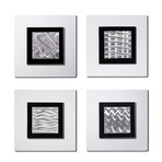 4 Squares // White