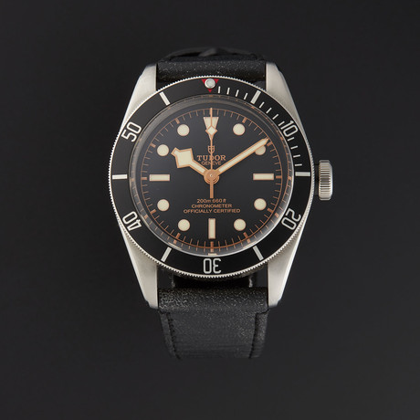 Tudor Heritage Black Bay Automatic // 79230N // Pre-Owned