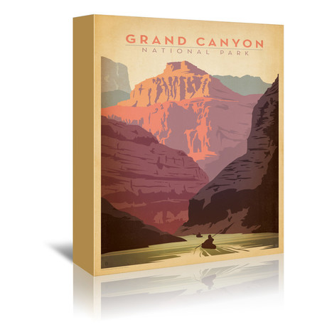 "Grand Canyon National Park (5""W x 7""H x 1""D)"