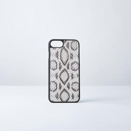 Viper Snake Phone Case // Natural + Markings