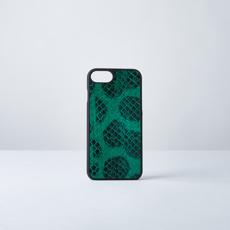 Anaconda Phone Case // Green