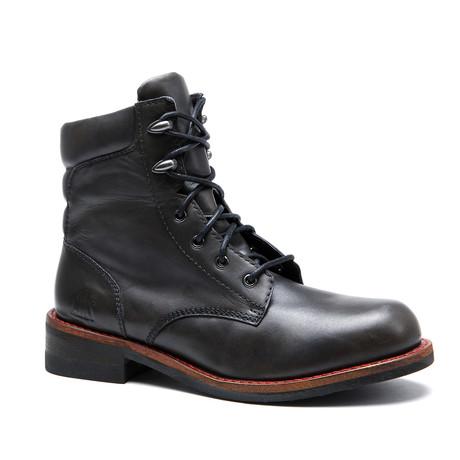 Nikki Alpine Boot // Grey