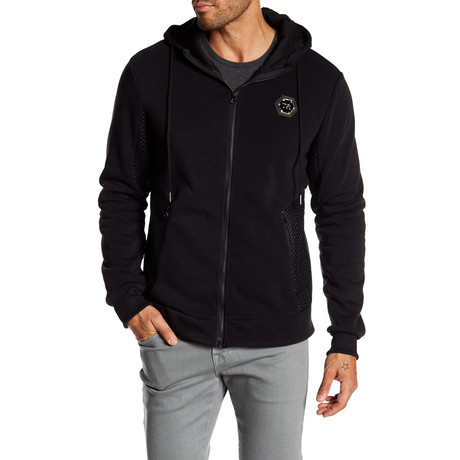 Fleece Jacket // Black (S)