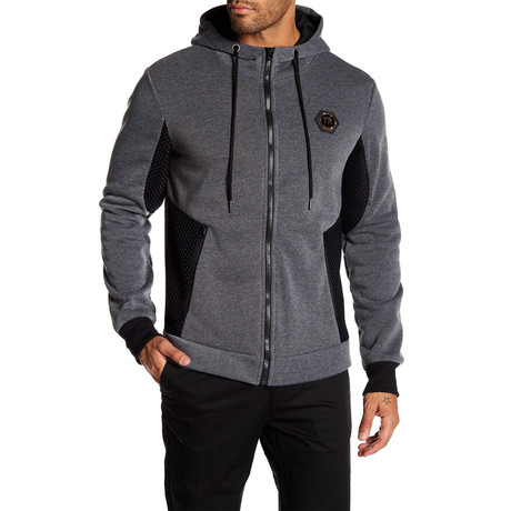 Fleece Jacket // Dark Gray