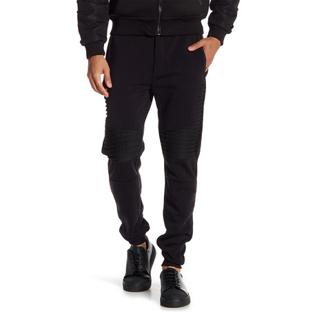 Fleece Pant // Black (S)