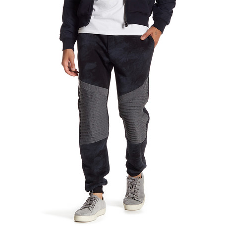 Fleece Pant // Black (S)