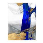 Indigo Abstract IV