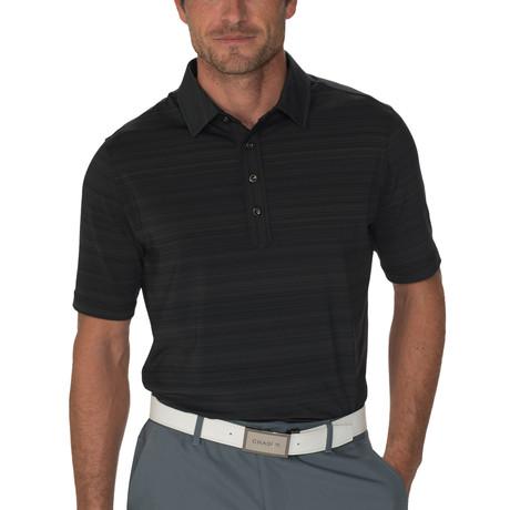 Odyssey Short-Sleeve Top // Black