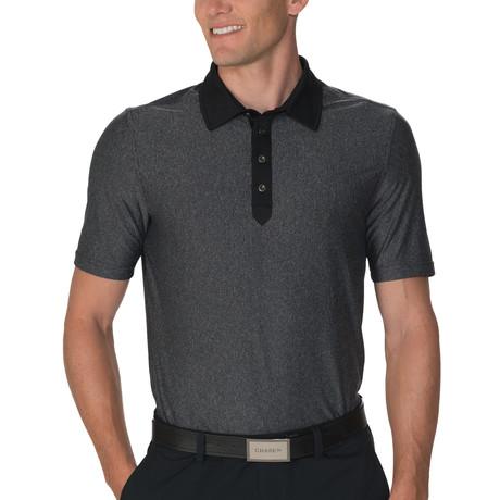 Ipanema Short-Sleeve Top // Black