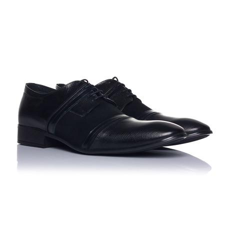 Bundy Shoe // Black
