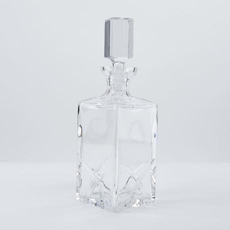 Old Fashion Crystal Decanter