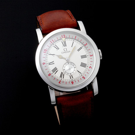 Omega Museum Pilot Automatic // Limited Edition // 5702 // Pre-Owned