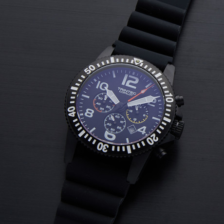 Trintec CoPilot Chronograph Quartz // CO-CH-B