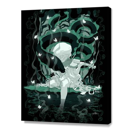 Serenata // Stretched Canvas