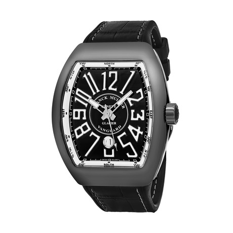 Franck Muller Vanguard Automatic // 45SCGLCRSNYBLK