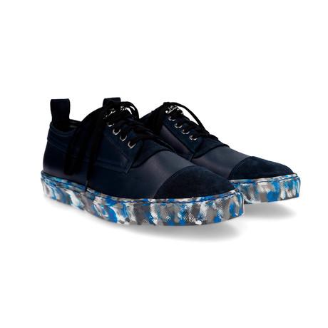 Ziien Sneakers // Navy Blue