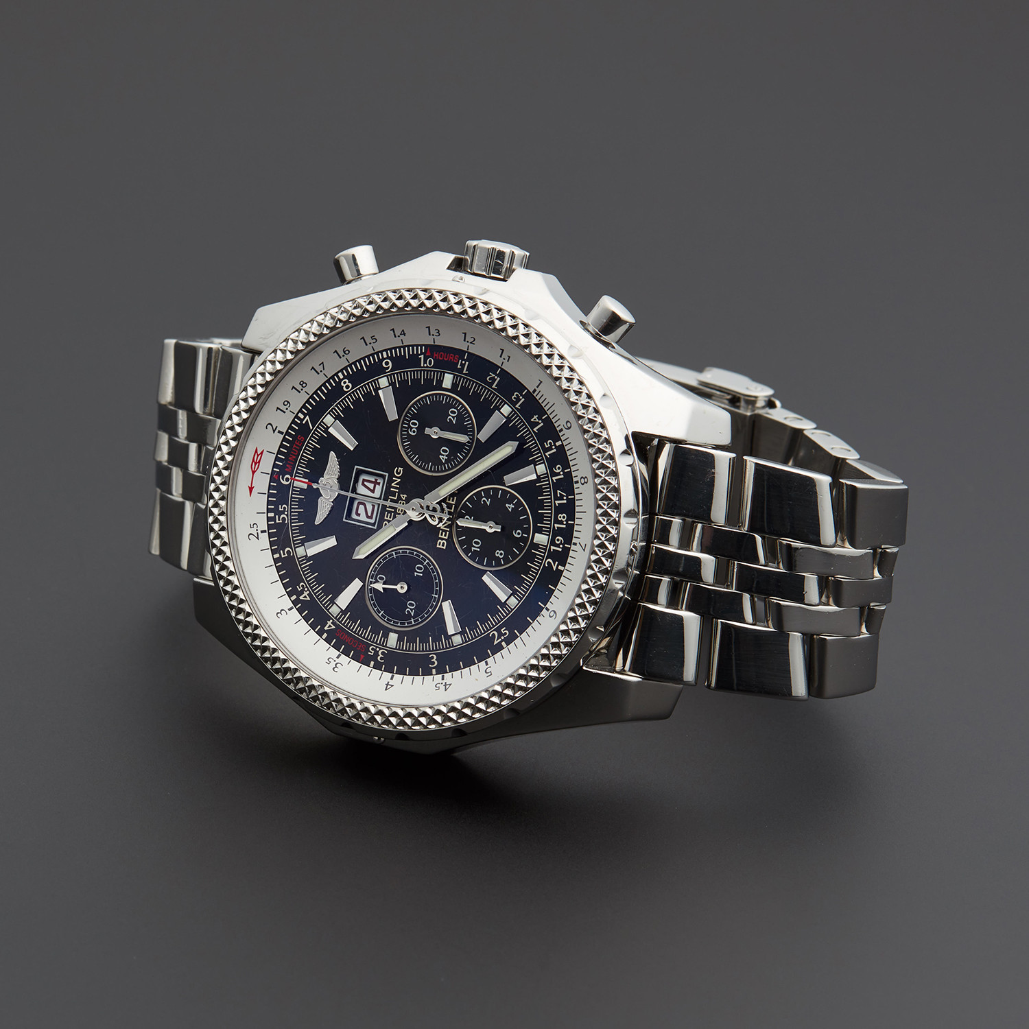 Breitling Bentley 6.5 Automatic // A44362 // Pre-Owned