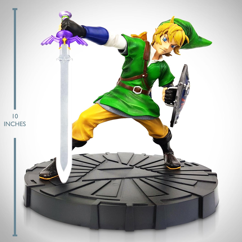 Warriors Into The Wild Audiobook: Zelda // Skyward Sword Link // Limited Edition Statue