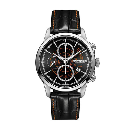 Hamilton RailRoad Chronograph Automatic // H40656731