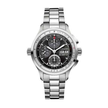 Hamilton Khaki X-Patrol Chronograph Automatic // H76556131