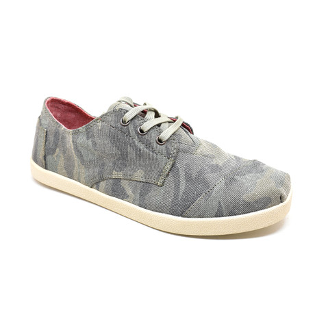 Men's Lace-Up // Camo (US: 10)