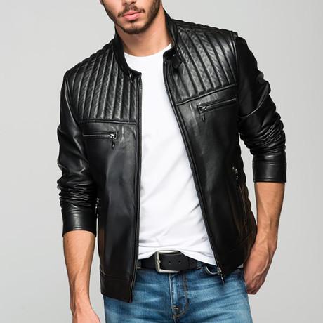 Vertical Jacket // Black