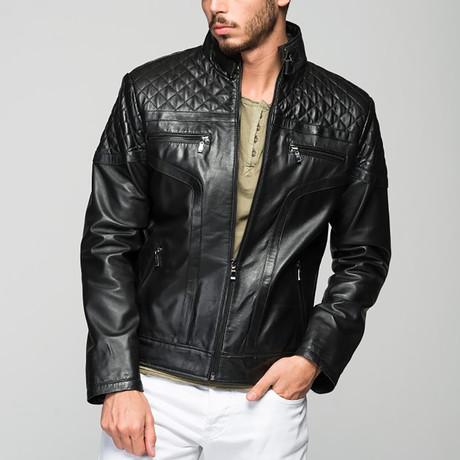 Moto Jacket // Black
