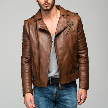 Jacket // Antique Brown