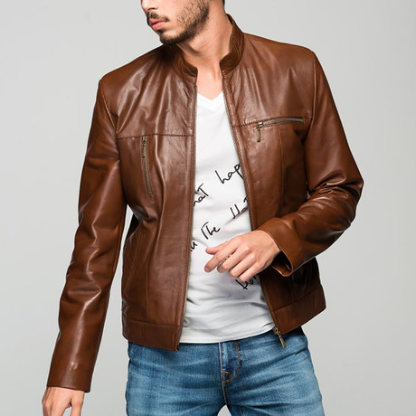 Classic Jacket // Antique Brown (XL)