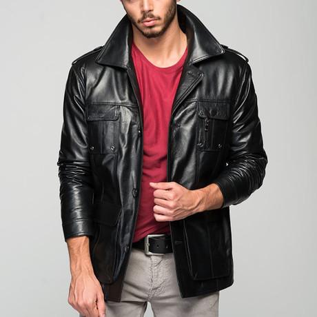Miission Jacket // Black