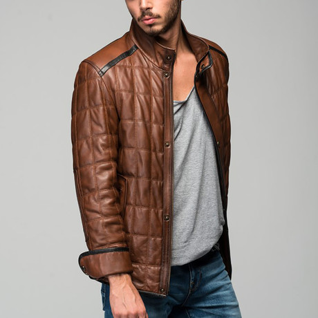 Classic Crew Jacket // Antique Brown (S)