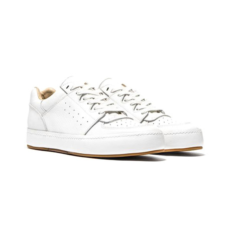 Ninety Five // White leather (US: 7)
