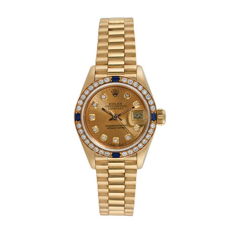 Rolex Ladies President Automatic // 69088 // Pre-Owned