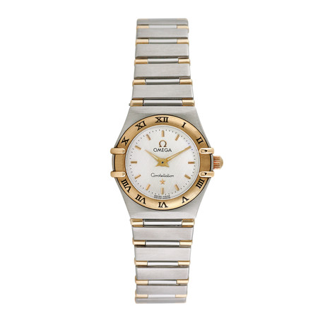 Omega Ladies Constellation Quartz // 1372.3 // Pre-Owned