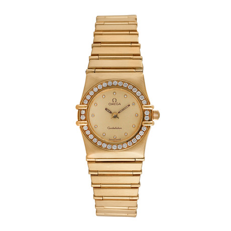 Omega Constellation Quartz // Pre-Owned