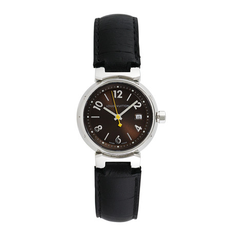 Louis Vuitton Tambour Lovely Cup Quartz // Q1211 // Pre-Owned