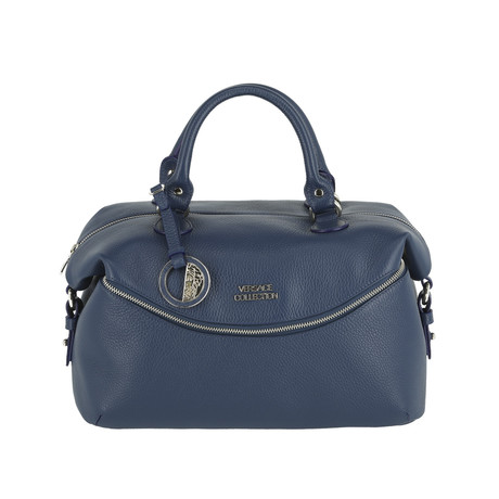 Satchel // Dark Navy // LBF281S-LVFA