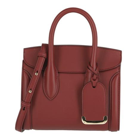 Heroine 21 // Sweet Calf Handbag // Lacquered Red
