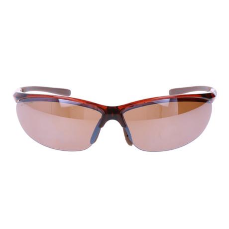 Faulton Sunglasses // Crystal Brown