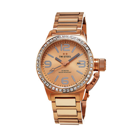 TW Steel Ladies Canteen Quartz // TW305 // Store Display