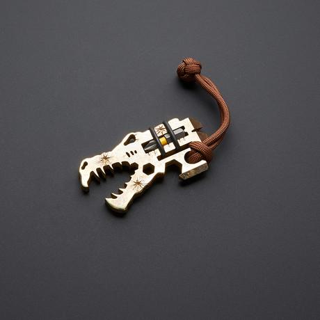 Jurassic Croc // Brass