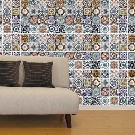 Flexiplus Mediterranean Tile // Set of 8