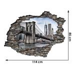 3D View Brooklyn Bridge