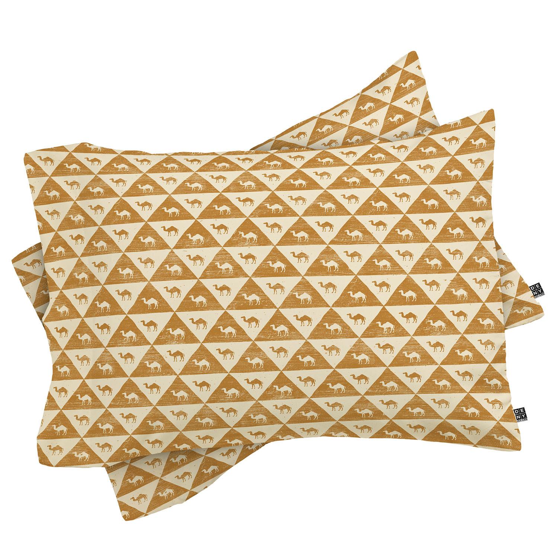 Modern Pillow Case Designs : Egyptology // Pillow Case // Set of 2 - Florent Bodart For Deny Designs - Touch of Modern