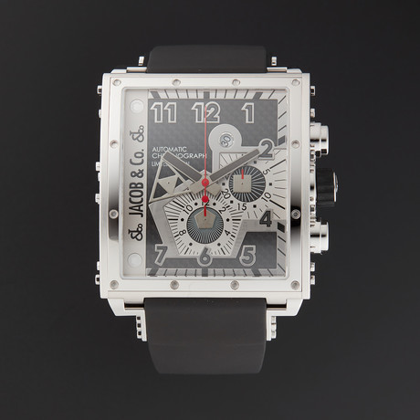 Jacob & Co. Epic I Chronograph Automatic // Limited Edition // Q1