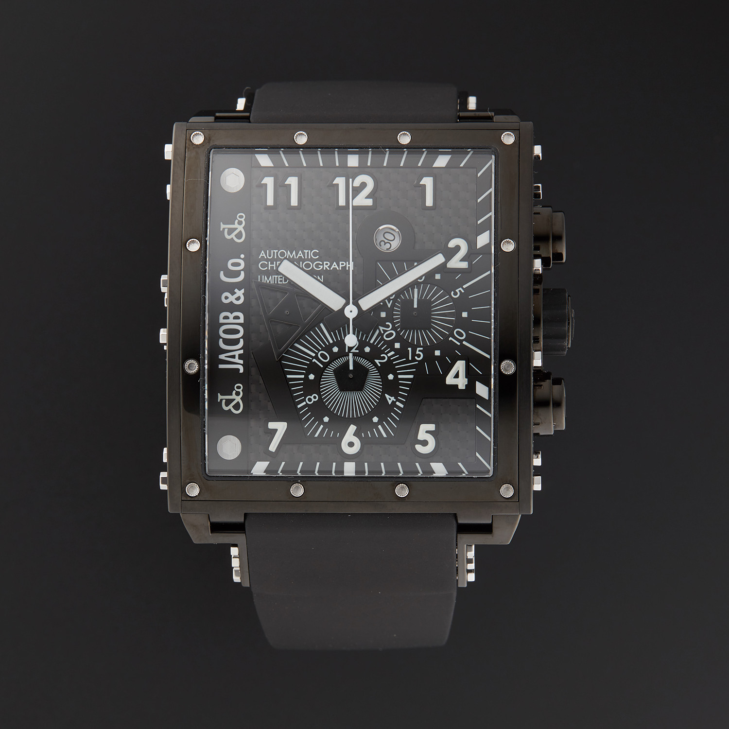 Jacob & co. Epic i chronograph automatic // limited edition // q2b.