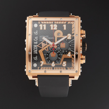 Jacob & Co. Epic I Chronograph Automatic // Limited Edition // Q3BCB