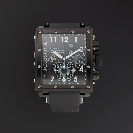 Jacob & Co Epic I V.2 Chronograph Automatic // V.2Q2B // Store Display