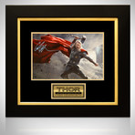 Thor // Chris Hemsworth Signed Photo // Custom Frame